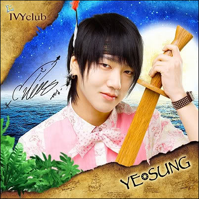 SuperJunior-A-YeSung