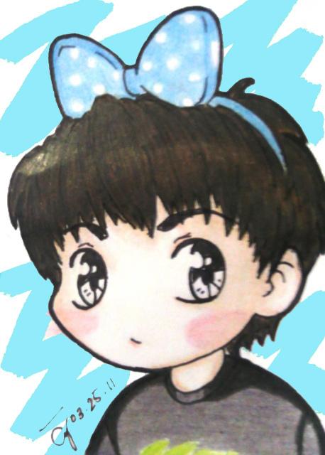 Minnie Mouse Chibi